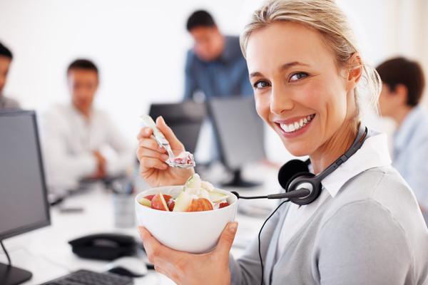 Доставка еды в офис