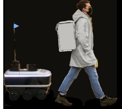 Работа курьером в Яндекс еде